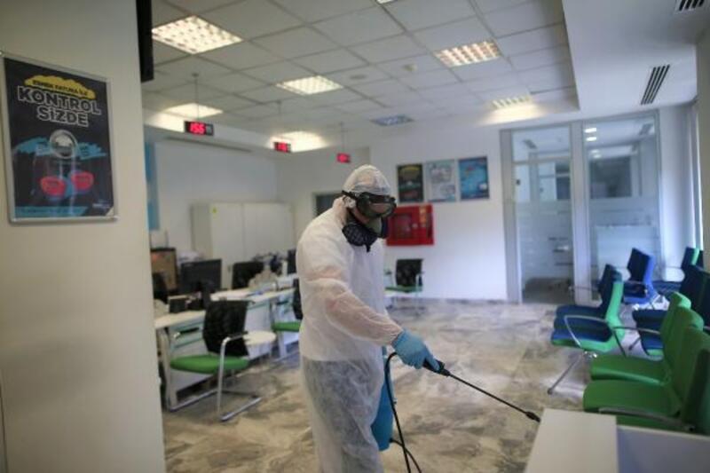 Limak Enerji'den koronavirüse karşı önlem