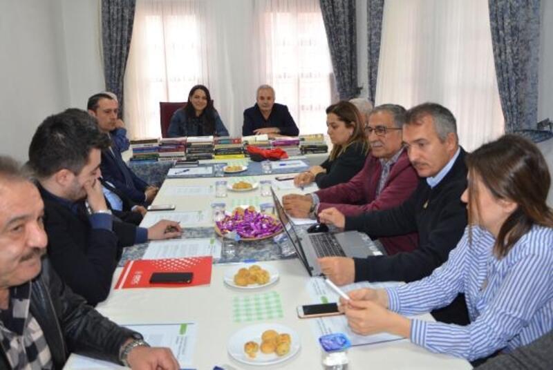 Kozan Kent Konseyi Yürütme Kurulu toplandı