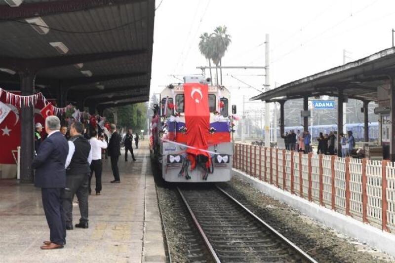 Atatürk'ün Adana'ya gelişinin 97'nci yıl dönümü törenle kutlandı