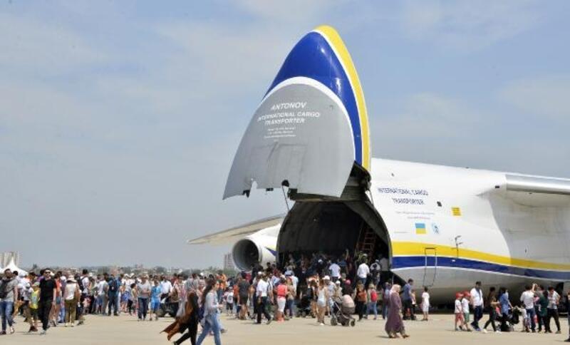 Eurasia Airshow, hazirana ertelendi