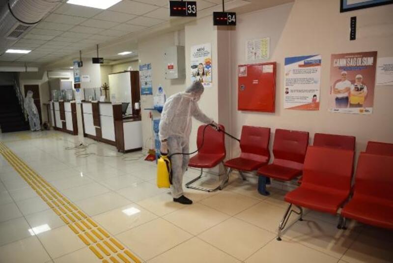 MESKİ, koronavirüse karşı tedbirleri artırdı