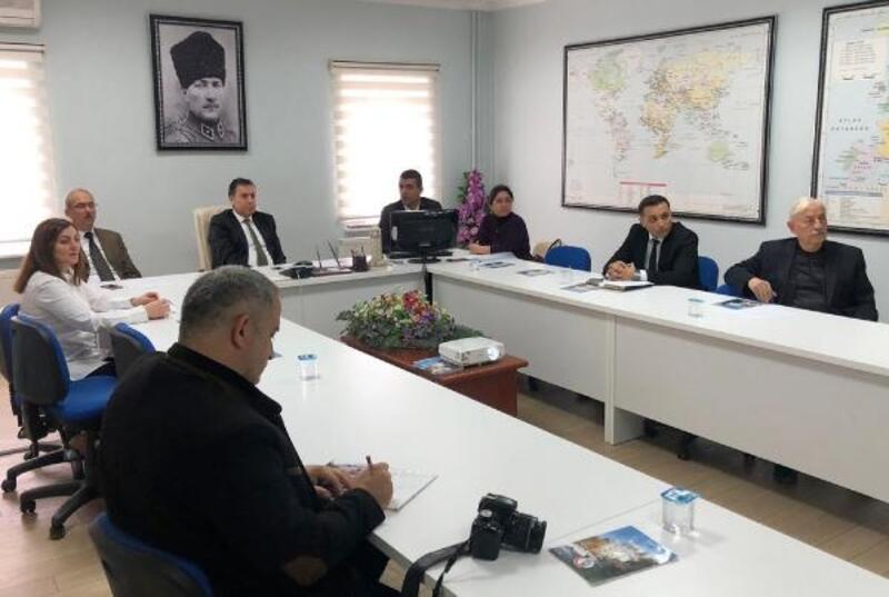 Dinar'da Hıfzıssıhha Kurulu toplandı