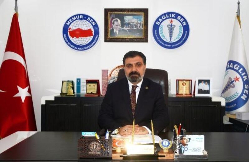 Başkan Kuluöztürk: Poliklinik hizmetleri durdurulmalı