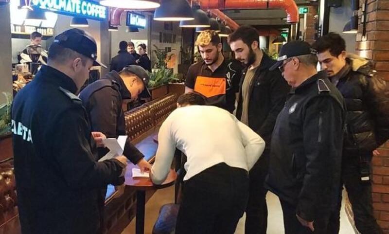 Burdur'daki işletmelere tebligat iletildi