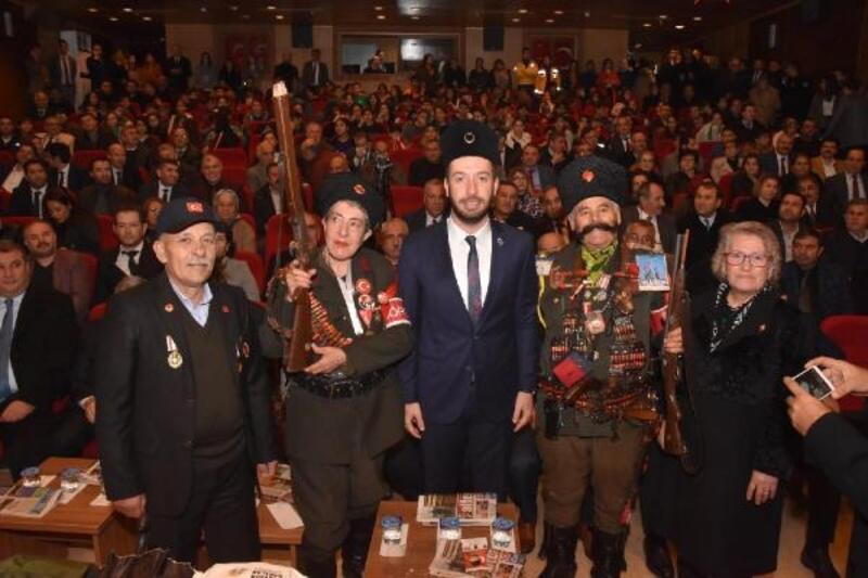 Başkan Aydar'ın Çanakkale Zaferi mesajı