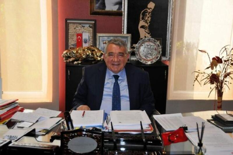 Başkan Özdemir: Ticaret ve lojistik merkezi olabilir