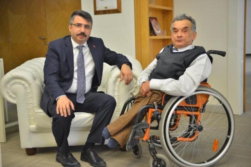 Yıldırım Belediyesi'nden engellilere yönelik işbirliği protokolü