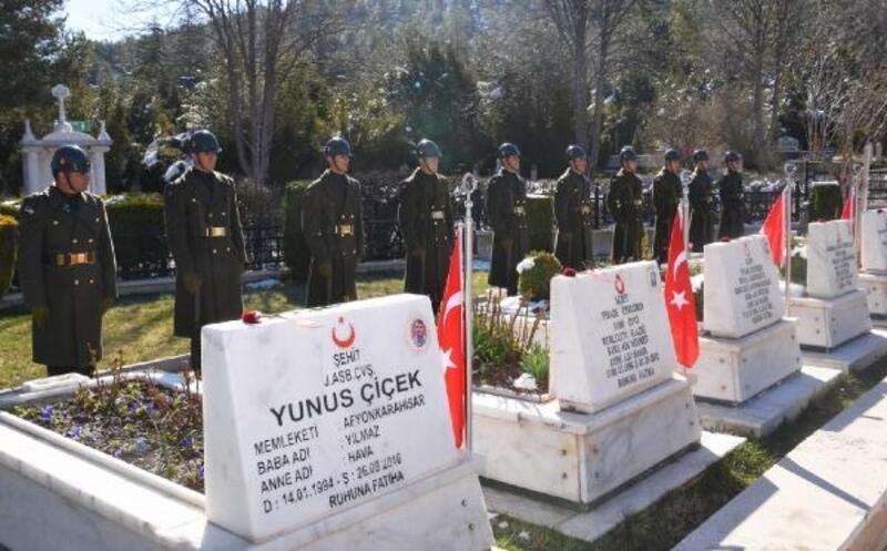 Afyon'da Çanakkale Şehitleri anıldı