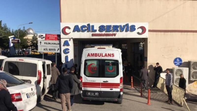 Şanlıurfa'da iki ayrı kazada 5 kişi yaralandı