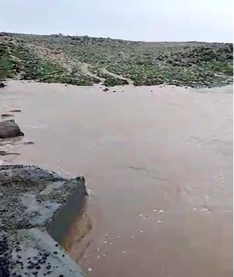 Diyarbakır'da menfezler sel baskınlarını önledi