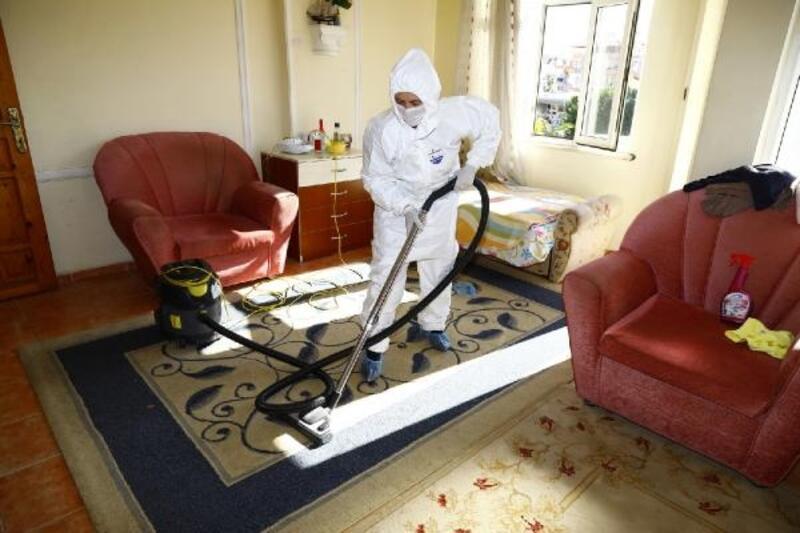 Evde bakım hizmetlerinde hassas tedbirler