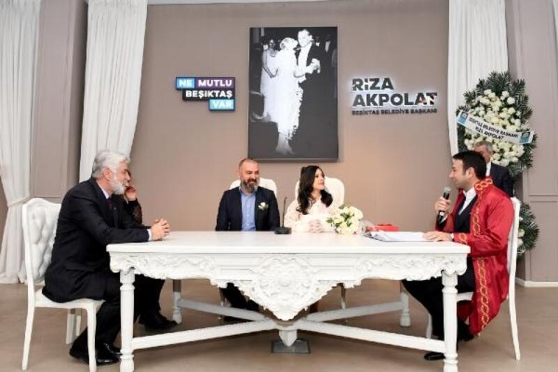 Beşiktaş'ta nikah törenlerine kurallar getirildi