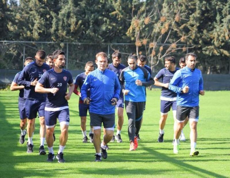 Hatayspor, deplasmanda İstanbulspor'un konuğu olacak