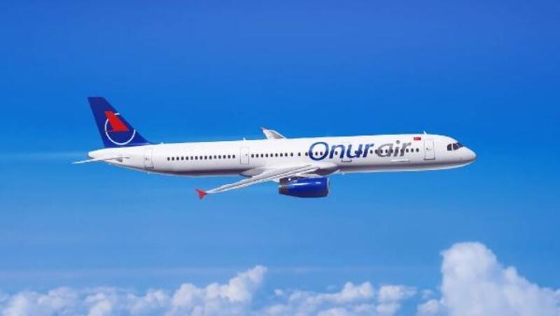 Koronovirüsü nedeniyle Onur Air uçuşlarını askıya aldı