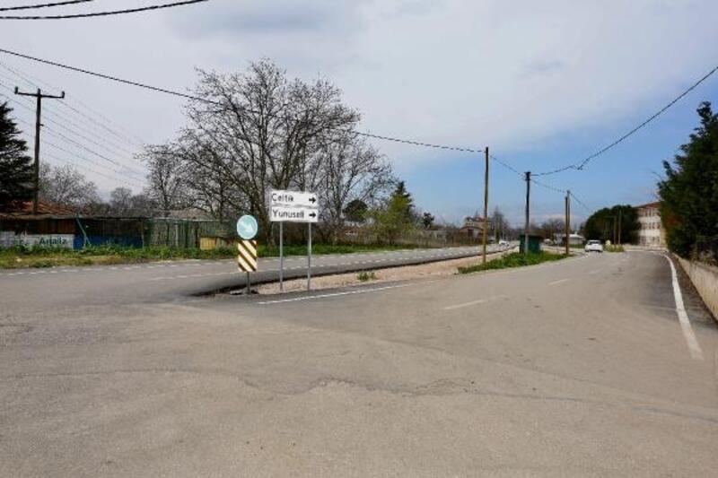 Büyükşehir Belediyesi, Yeniceabat bağlantı yolunu tamamlayarak trafiğe açtı