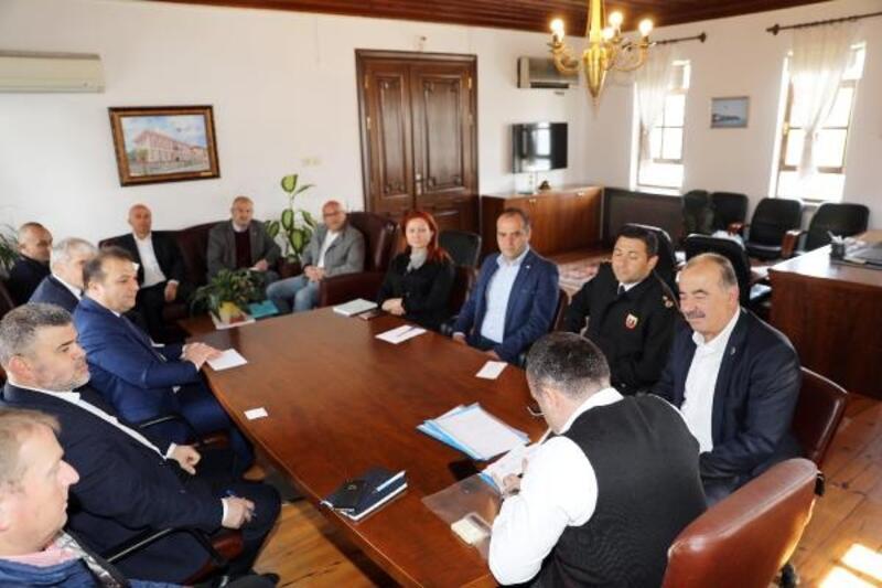 Mudanya'da 65 yaş için 'Vefa Sosyal Destek Grubu' oluşturuldu