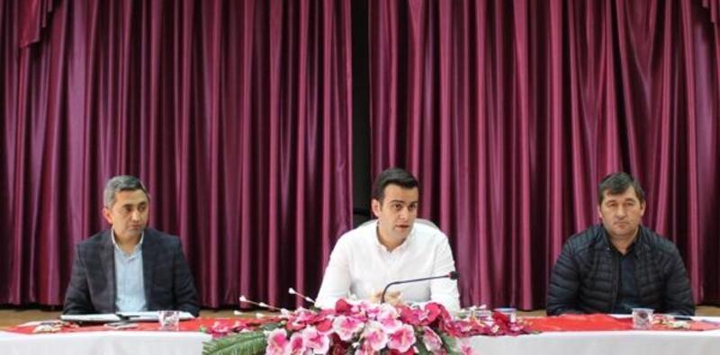 Çay'da Vefa Sosyal Destek Grup Toplantısı
