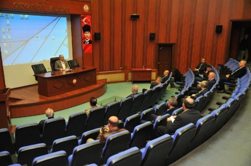 Osmaniye'de 'Vefa Sosyal Destek Grubu' oluşturuldu