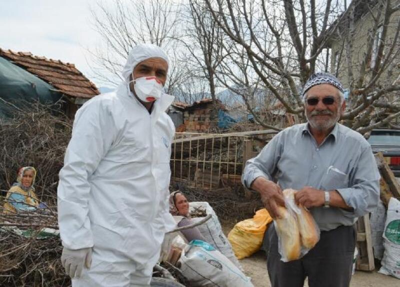 Bucak'ta 'Vefa Sosyal Destek Grubu' göreve başladı
