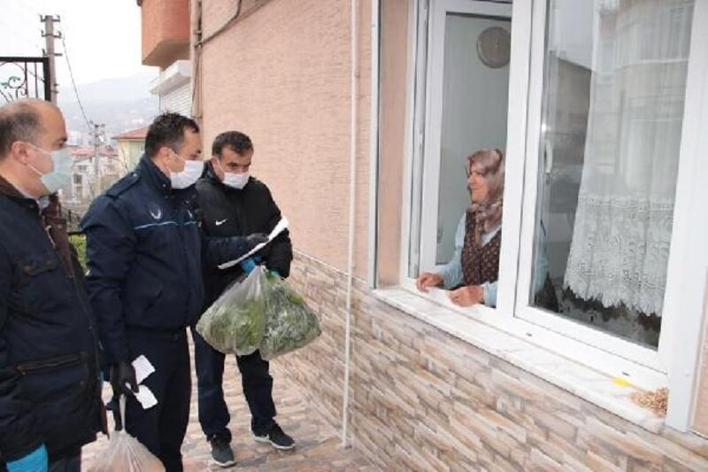Zonguldak'ta 'Vefa' sosyal destek grubu çalışmalara başladı