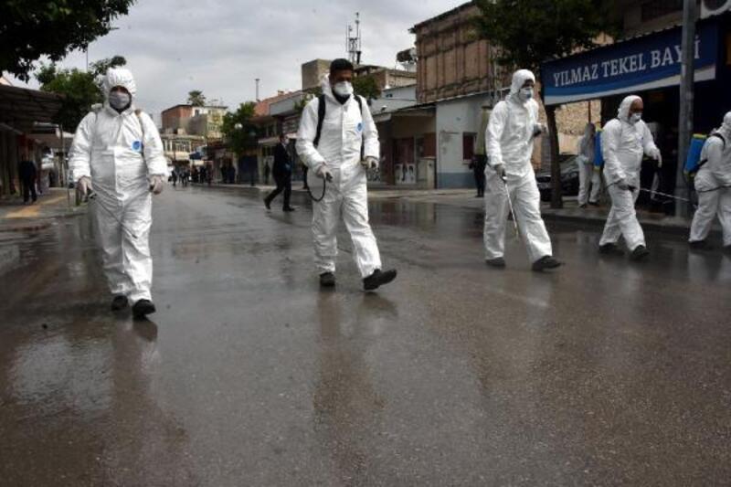 Ceyhan'da koronavirüs tedbirleri artırıldı