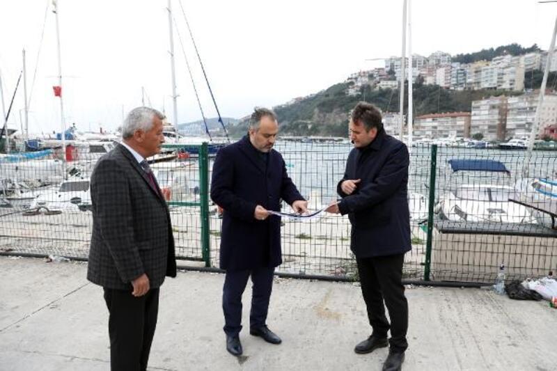 Güzelyalı Yat Limanı, Mudanya turizmi için kullanılacak