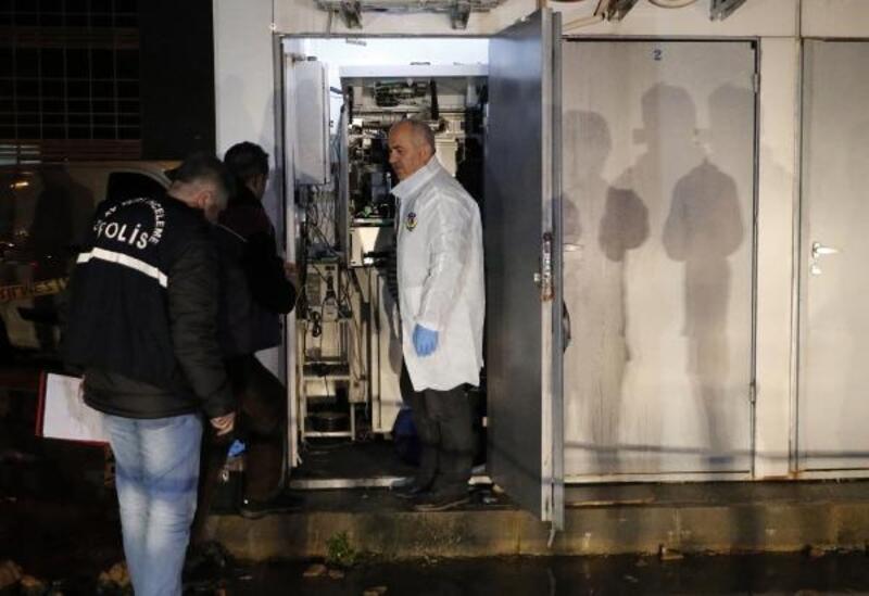 ATM soyguncuları tahliye oldu