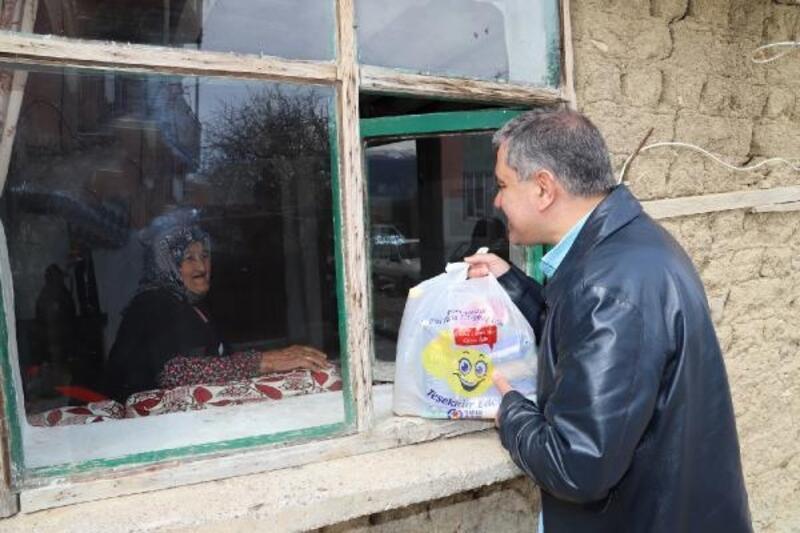 Yaşlılara evde hizmet