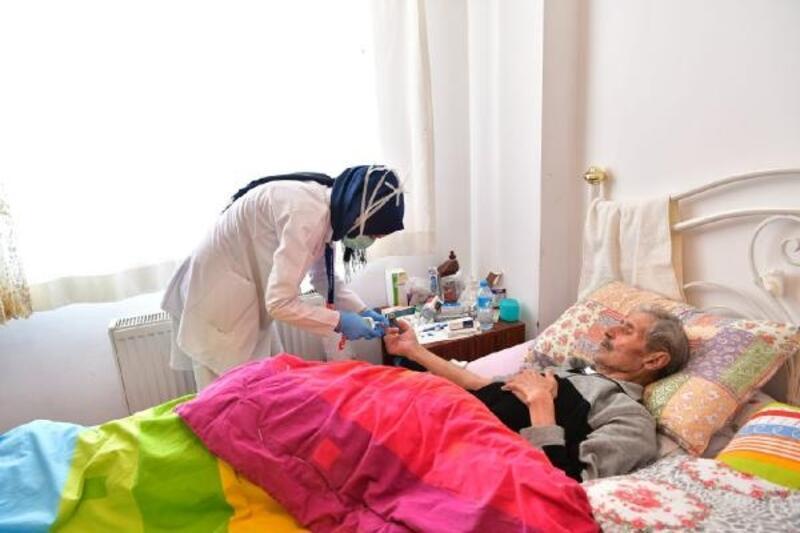 Mamak'ta evde sağlık hizmeti verilecek