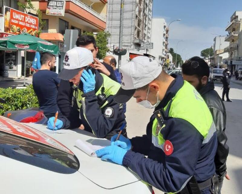 Polisten koronavirüs uygulaması
