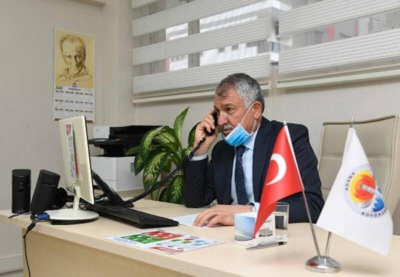 Büyükşehir ve Çukurova Üniversitesi'nden Adanalılara psikolojik destek