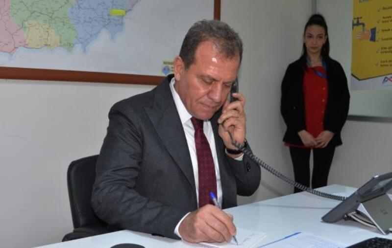 Başkan Seçer, Kriz Merkezi'ndeki çalışmaları inceledi