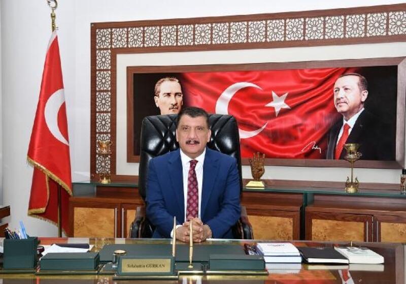 Başkan Gürkan'dan, Dünya Tiyatrolar Günü mesajı
