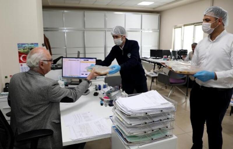 Talas'ta virüs temizliği sürüyor