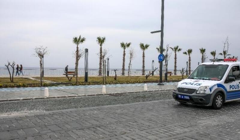 Polis vatandaşları anonsla uyardı
