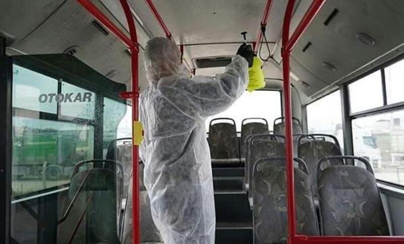 Lüleburgaz Belediyesi, sağlık çalışanlarına 2 otobüs tahsis etti