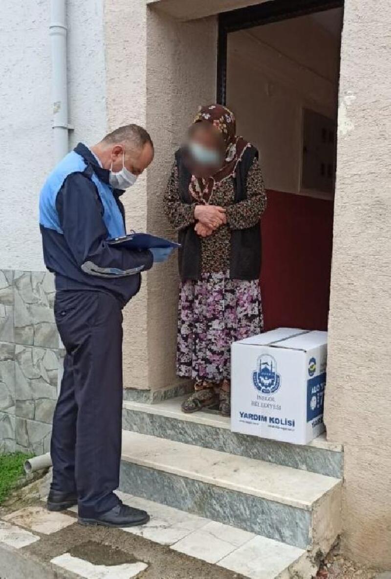 İnegöl Belediyesi Çözüm Merkezi vatandaşların ihtiyaçlarını karşılıyor