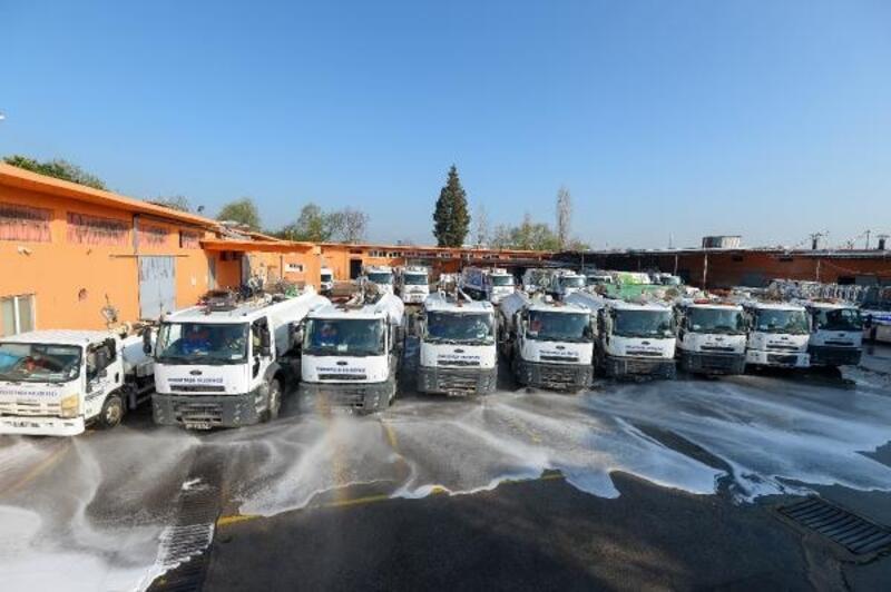 Muratpaşa'da 5 mahallede birden çalışma