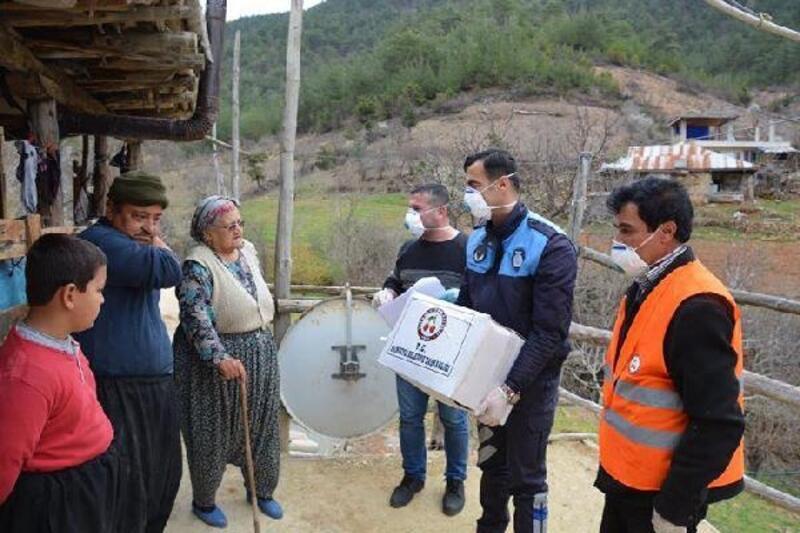 Vali Demirtaş 'Vefa Sosyal Destek Grubu'çalışmalarını değerlendirdi