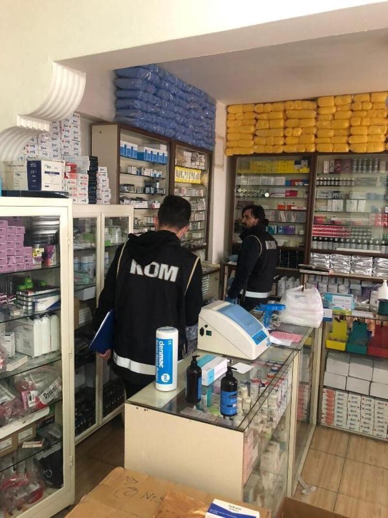 Malatya'da sahte ürün satan medikallere operasyon