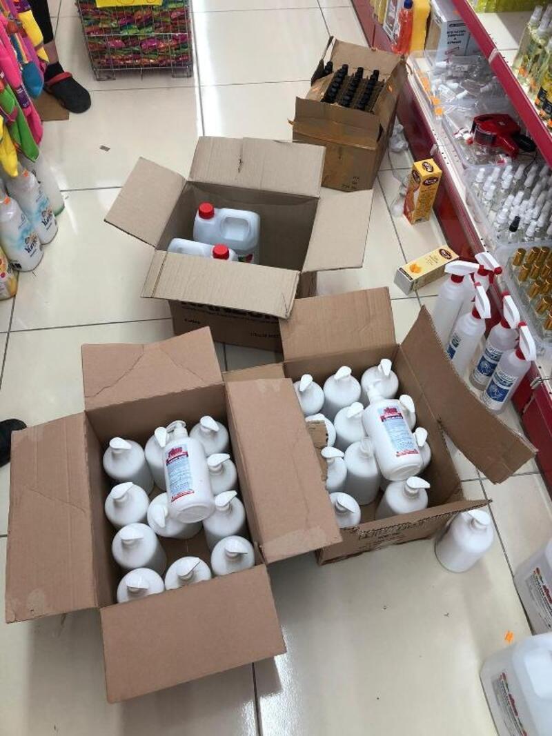 Malatya'da tıbbi malzemeleri yüksek fiyata satanlara operasyon