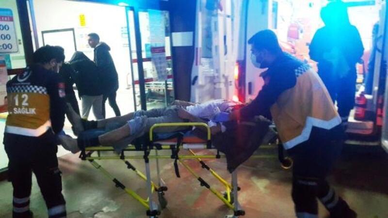 Adıyaman'da trafik kazası: 1 yaralı