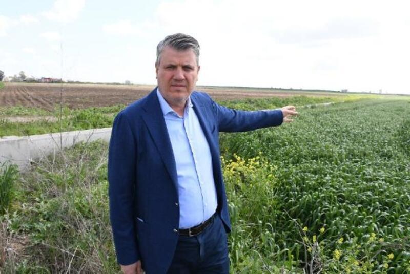 Barut:Üretmeye çalışan çiftçiler alkışı hak ediyor