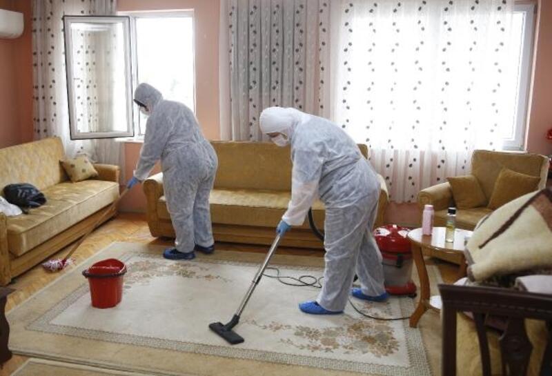 65 yaş üstü bireylere ev temizliği hizmeti