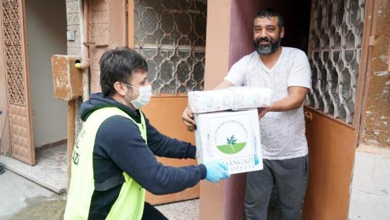 Osmangazi Belediyesi'nden küçük esnafa destek
