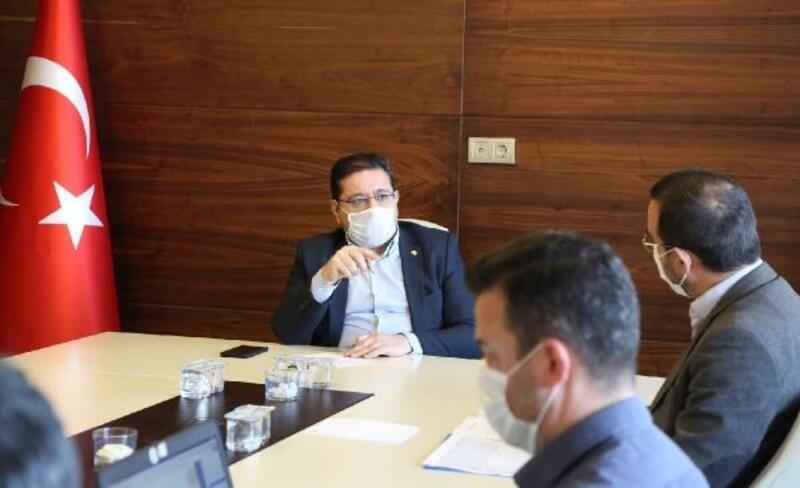 STSO'da üye talepleri için acil eylem planı toplantısı