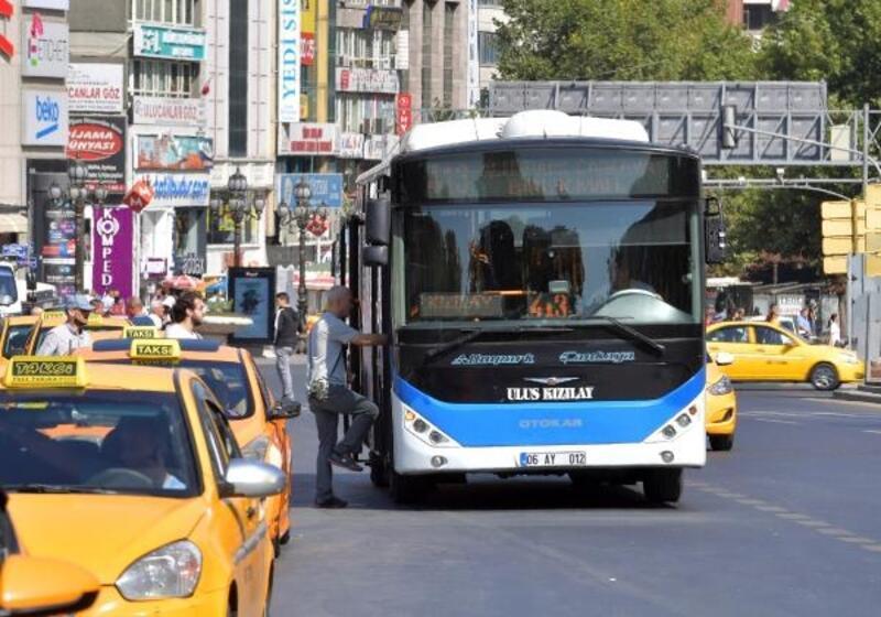 Başkent'te ÖTA, ÖHO ve dolmuşçu esnafına nakit gelir desteği