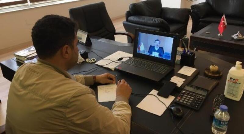 İTO Başkanı Türkmen, TOBB başkanları toplantısına katıldı