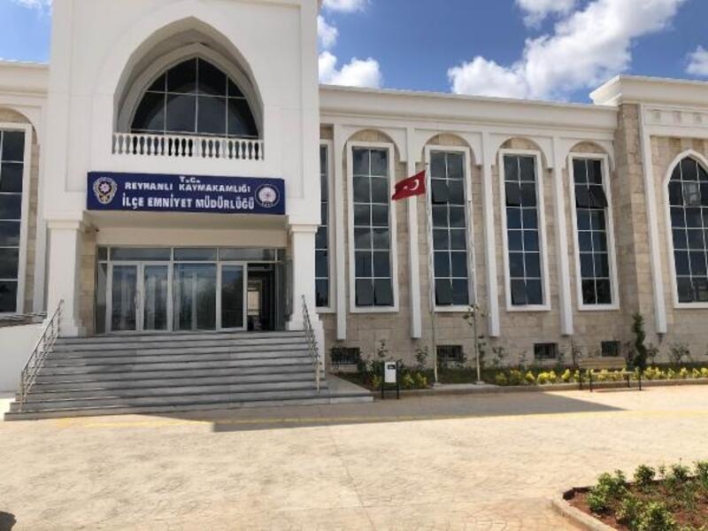 Reyhanlı Emniyet Müdürlüğü yeni binasına taşındı