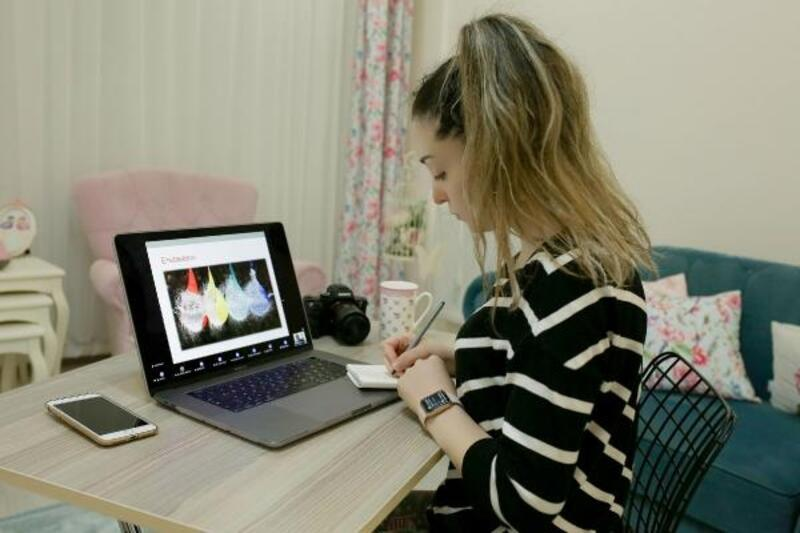 Fotoğraf derneğinden online eğitim
